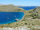 Excursion to National park Kornati by boat Barbarinac